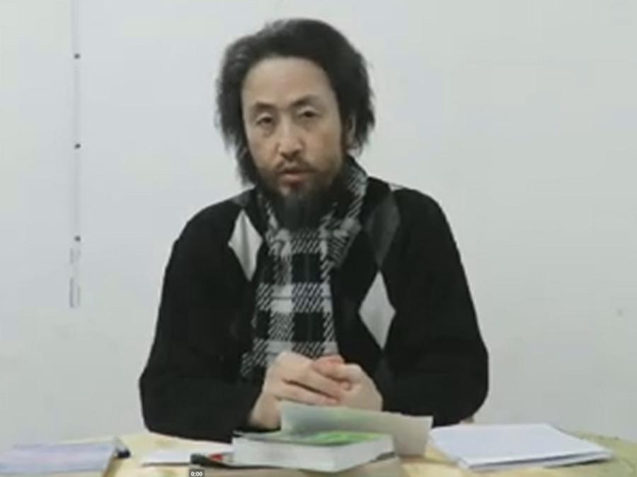 【速報】安田純平さんの映像が公開される!交渉人の正体とは?