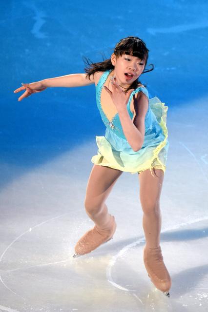 【動画】紀平梨花フィギュア・ジュニアGPで逆転優勝!海外の反応は?