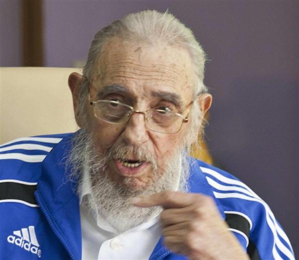 【速報】キューバのカストロ前議長が死亡!死因は?