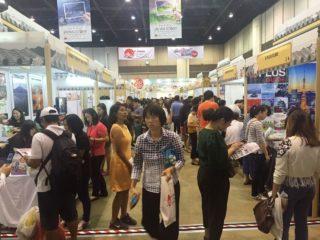 タイの日本旅行ブーム