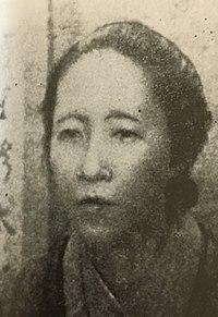 西郷隆盛の3人目の妻糸子